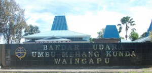 Bandar Udara Umbu Mehang Kunda