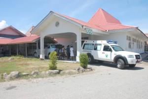 UGD Rumah Sakit Umum Umbu Rara Meha Waingapu