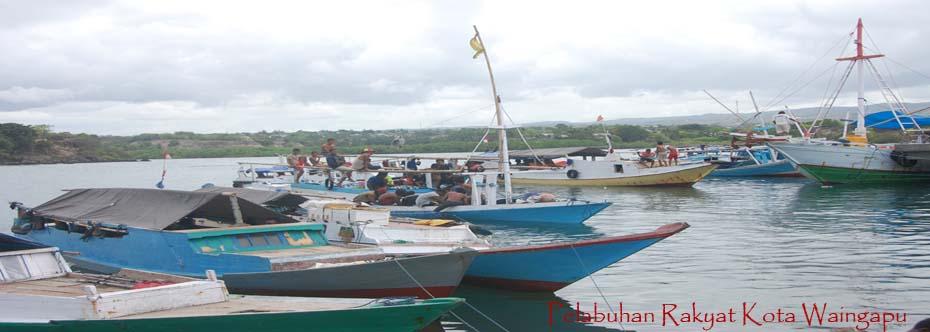 Pelabuhan Rakyat Kota Waingapu